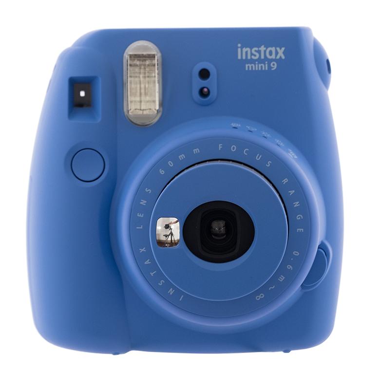 Mini 9 Blue