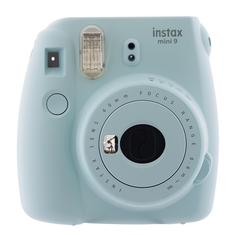 Mini 9 Light Blue
